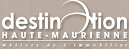 destination maurienne logo