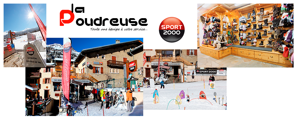 La poudresue sport 2000 val cenis lanslebourg location de skis2